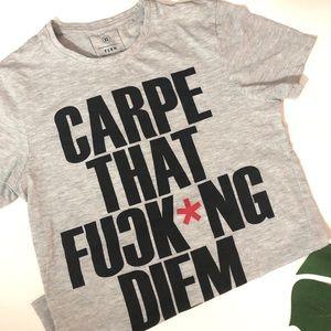 Other - FSBN Slim Fit Men's T-shirt Carpe That F-ing Diem